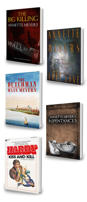 Books by Annette and Martin Meyers