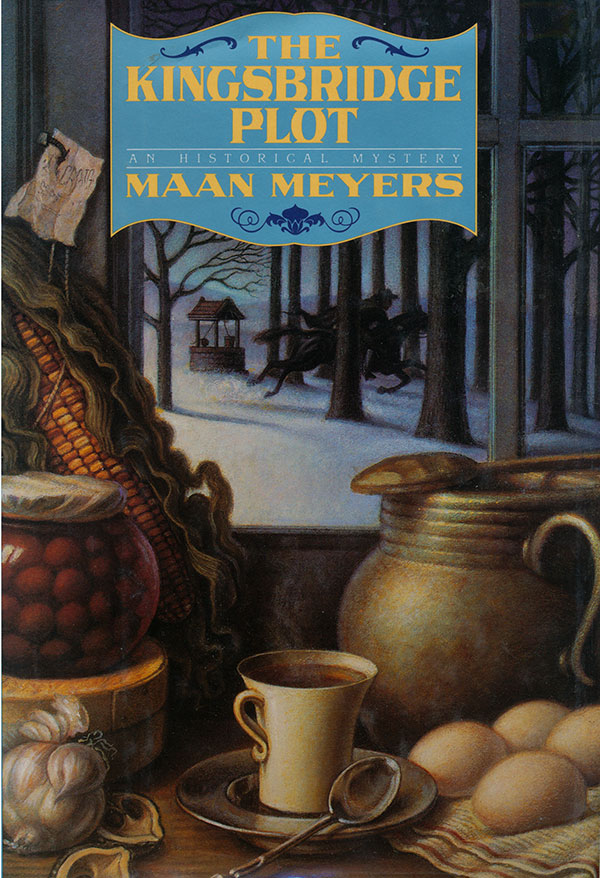 The Kingsbridge Plot by Maan Meyers